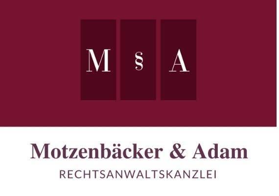 Motzenbäcker & Adam Rechtanwalt Kanzlei