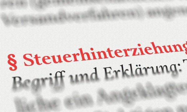 Steuerhinterziehung Rechtsanwalt Kaiserslautern
