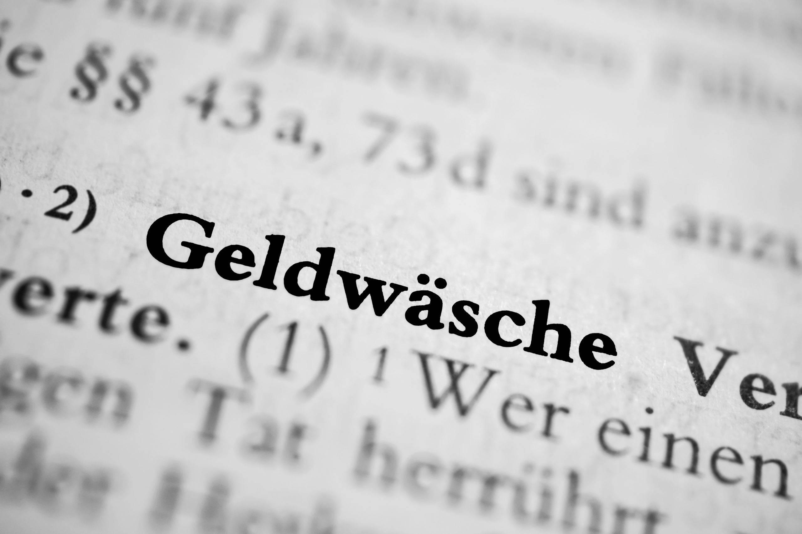 Dienstleistungen der Kanzlei Motzenbäcker & Adam im Wirtschaftsstrafrecht Geldwäsche
